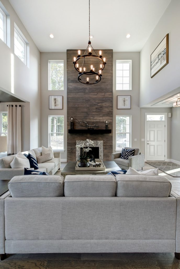 townhome model